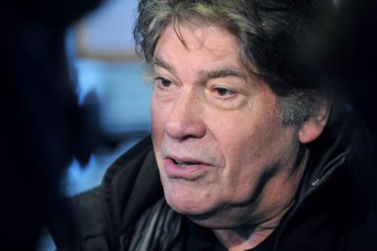 Pierre Péan, journaliste et écrivain. Photo d'archives Miguel MEDINA / AFP