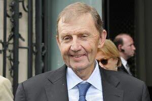 Etienne Mougeotte, l'ex-numéro 2 de TF1