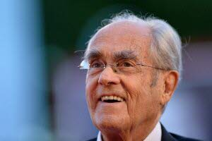 Le compositeur Michel Legrand