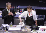 Le critique gastronomique Sébastien Demorand