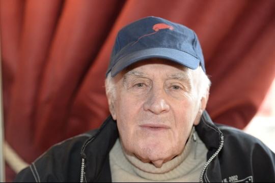 Rémy Julienne, le 16/03/2014 à Vittel. Photo d'archive Vosges Matin/Jean-Charles OLE