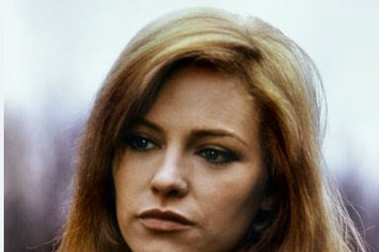 Nathalie Delon en 1969. Photo AFP1 /2