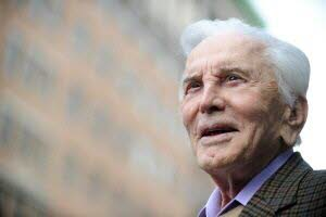 Kirk Douglas, acteur, géant d'Hollywood