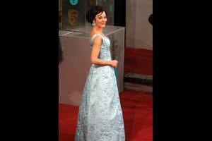 L'actrice Helen McCrory, Narcissa Malefoy dans Harry Potter et Tante Polly dans Peaky Blinders