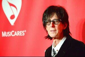 Rick Ocasek, le chanteur de The Cars