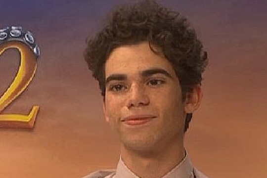 Cameron Boyce était principalement connu pour son rôle de Carlos, le fils de Cruella d'Enfer, dans la trilogie Descendants. Photo CC