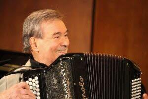 Marcel Azzola, la légende de l'accordéon