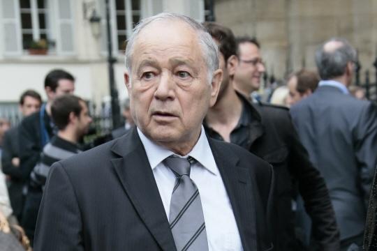 Eugène Saccomano sera inhumé dans le Var. Photo Jacques DEMARTHON/AFP