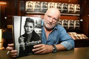 Le grand photographe allemand Peter Lindbergh