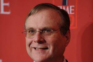 Paul Allen, l'un des fondateurs de Microsoft