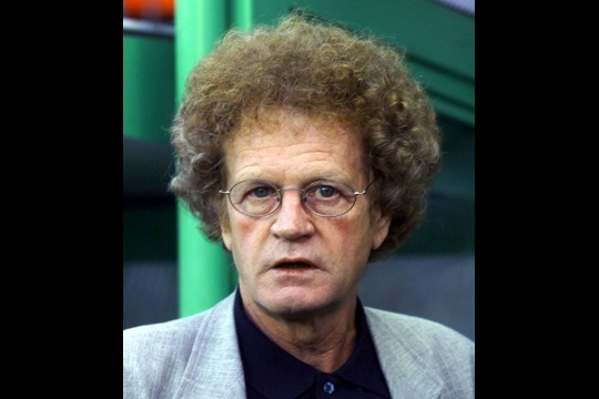 Robert Herbin, le légendaire entraîneur des Verts
