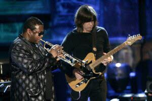Wallace Roney, trompettiste de jazz