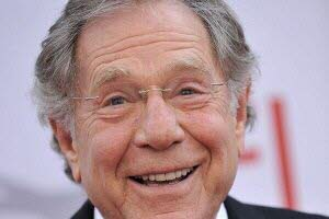 L'acteur George Segal