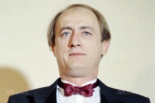 En 1989, Etienne Chicot était récompensé par un Molière. Photo Pierre Verdy/Jean-Pierre Muller/AFP