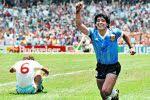 La légende du football, Diego Maradona