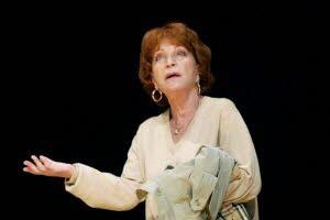 Maria Pacôme, l'actrice aux pieds nus