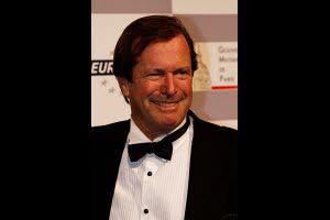 Hubert Auriol, ancien directeur du rallye Dakar