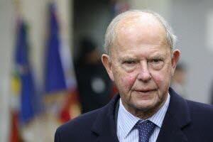Antoine Rufenacht, l'ancien maire du Havre