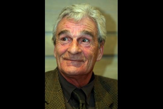 Roger Piantoni. Photo L'Alsace / Jean-Marc Loos