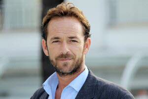 "Luke Perry, star de la série ""Beverly Hills"""