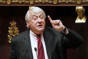 Le député Claude Goasguen