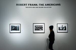 Robert Frank, monument de la photographie
