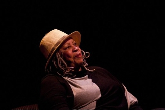 Toni Morrison à New York en 2016. Craig Barritt / GETTY IMAGES NORTH AMERICA / AFP