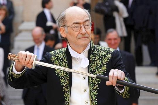 François Weyergans est décédé à l'âge de 77 ans. Photo François GUILLOT/AFP