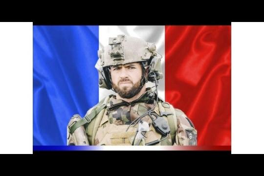Le caporal-chef Maxime Blasco photo armée de terre