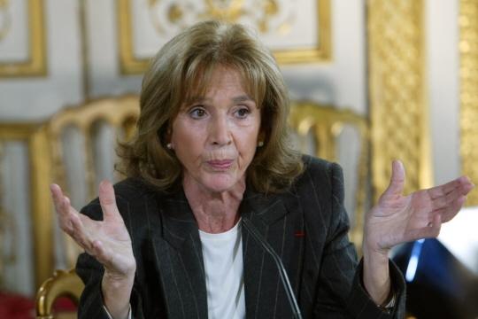 Gisèle Halimi. Photo AFP