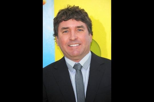 """Stephen Hillenburg, le créateur du personnage """"Bob l'éponge"""". Photo BRAD BARKET/AFP"""