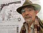 Le dessinateur Bernard Ferreira