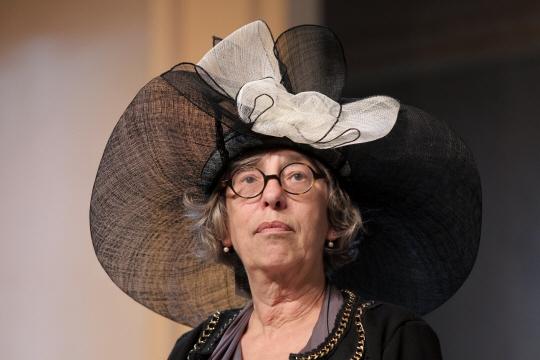 Anémone est décédée ce mardi à 68 ans. Photo AFP