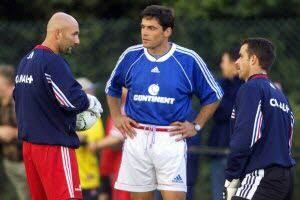 Bruno Martini, l'ancien gardien des Bleus