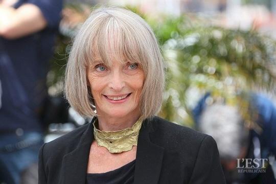 Edith Scob à Cannes, en mai 2012. Photo Loïc VENANCE/AFP