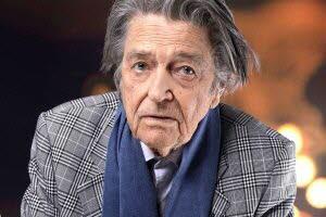 Le cinéaste Jean-Pierre Mocky